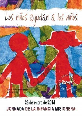 Infancia Misionera: los niños ayudan a los niños