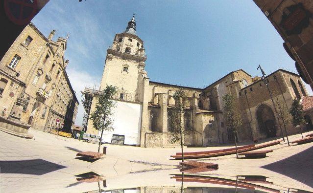 Santa María, patrimonio de la Humanidad