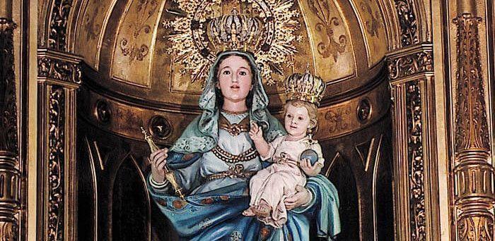 Virgen Blanca