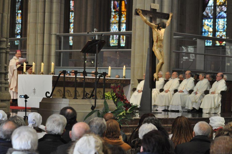 Misa de Envío de los nuevos Vicarios Episcopales