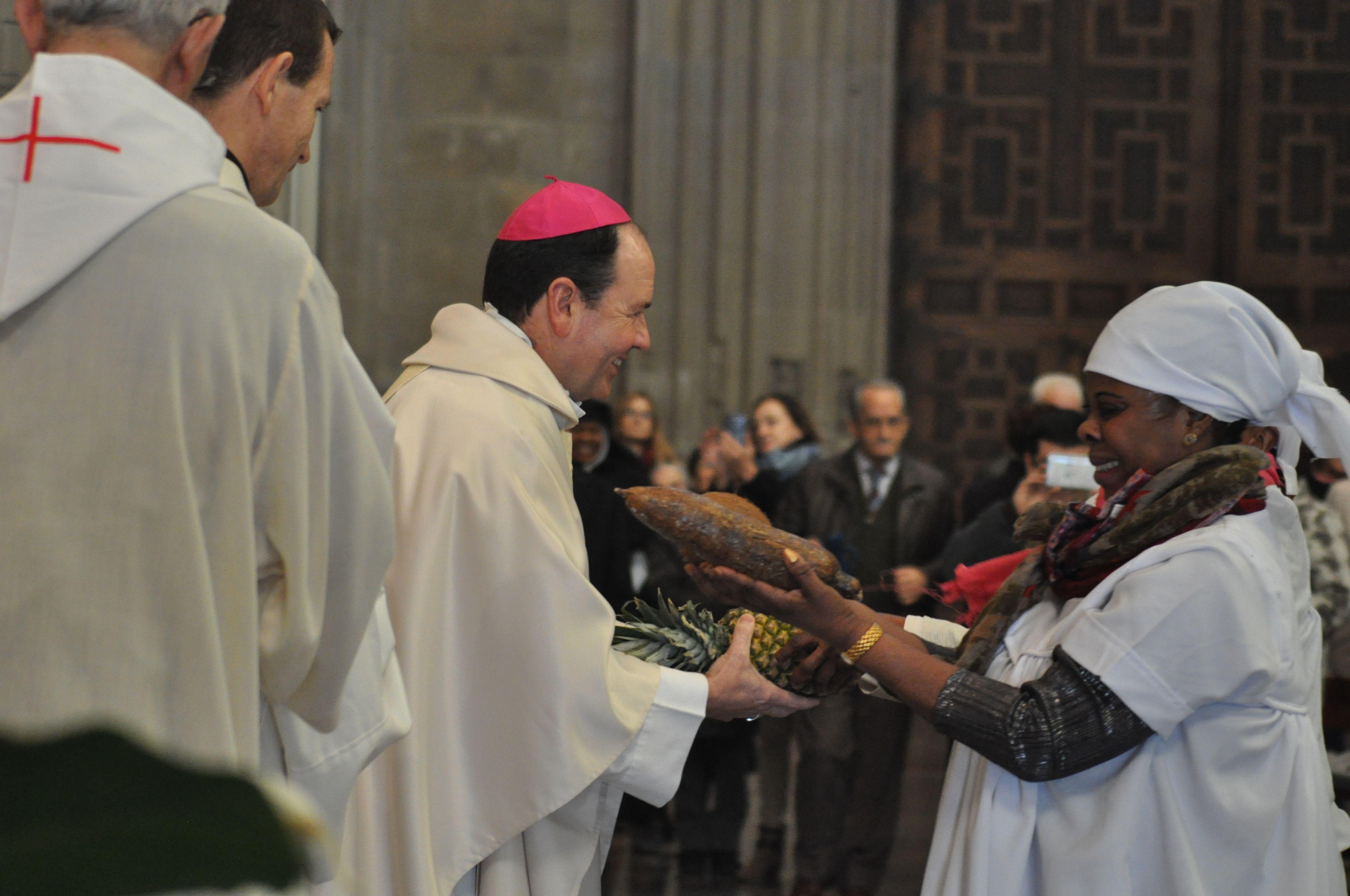 Ofertorio - Misa de Envío de los nuevos Vicarios Episcopales