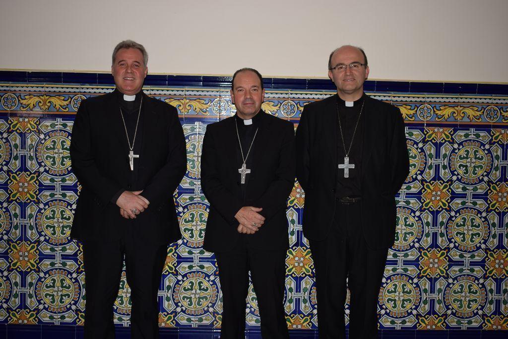 Los Obispos de Bilbao, Vitoria y San Sebastián