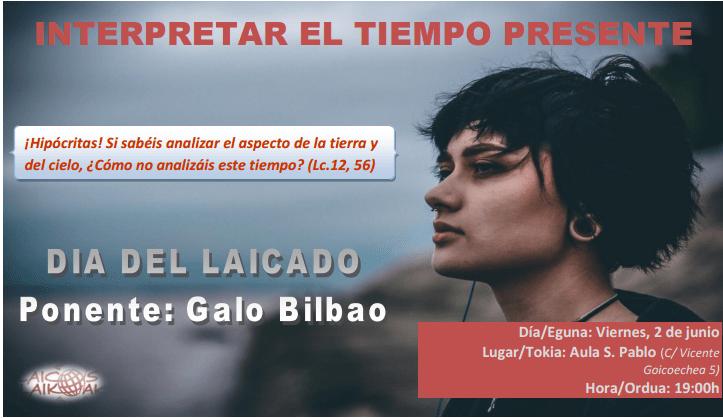 diaLaicado - Interpretar el tiempo presente