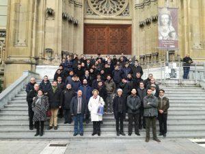 Encuentro Interdiocesano de seminaristas