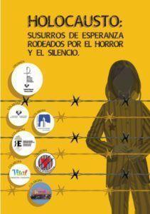 Jornadas Sobre el Holocausto: folleto informativo