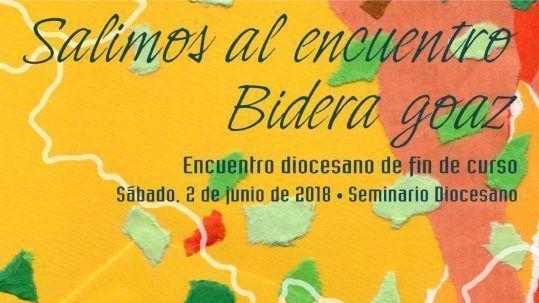Salimos al Encuentro Fin Curso 2018