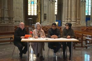 Encontrar para encontrarnos: exposición de Cáritas en la Catedral María Inmaculada