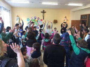 Fin de semana de familias de la U. P. Lakua - Arriaga