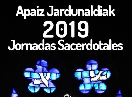 Jornadas Sacerdotales 2019 - detalle