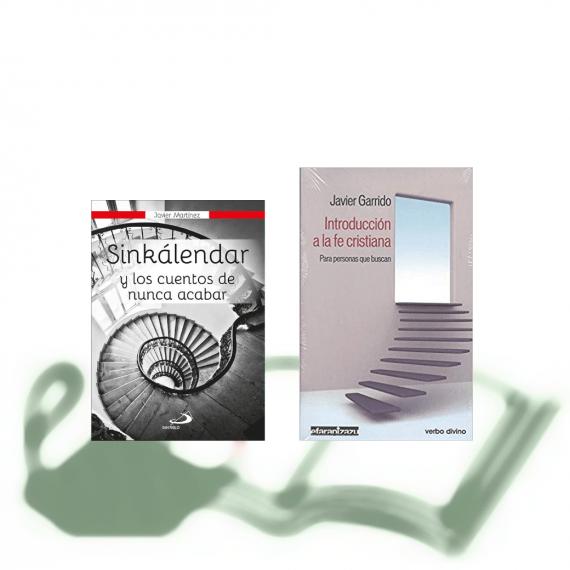 Fe cristiana (J. Garrido) y relatos (J. Martínez) en la Librería Diocesana