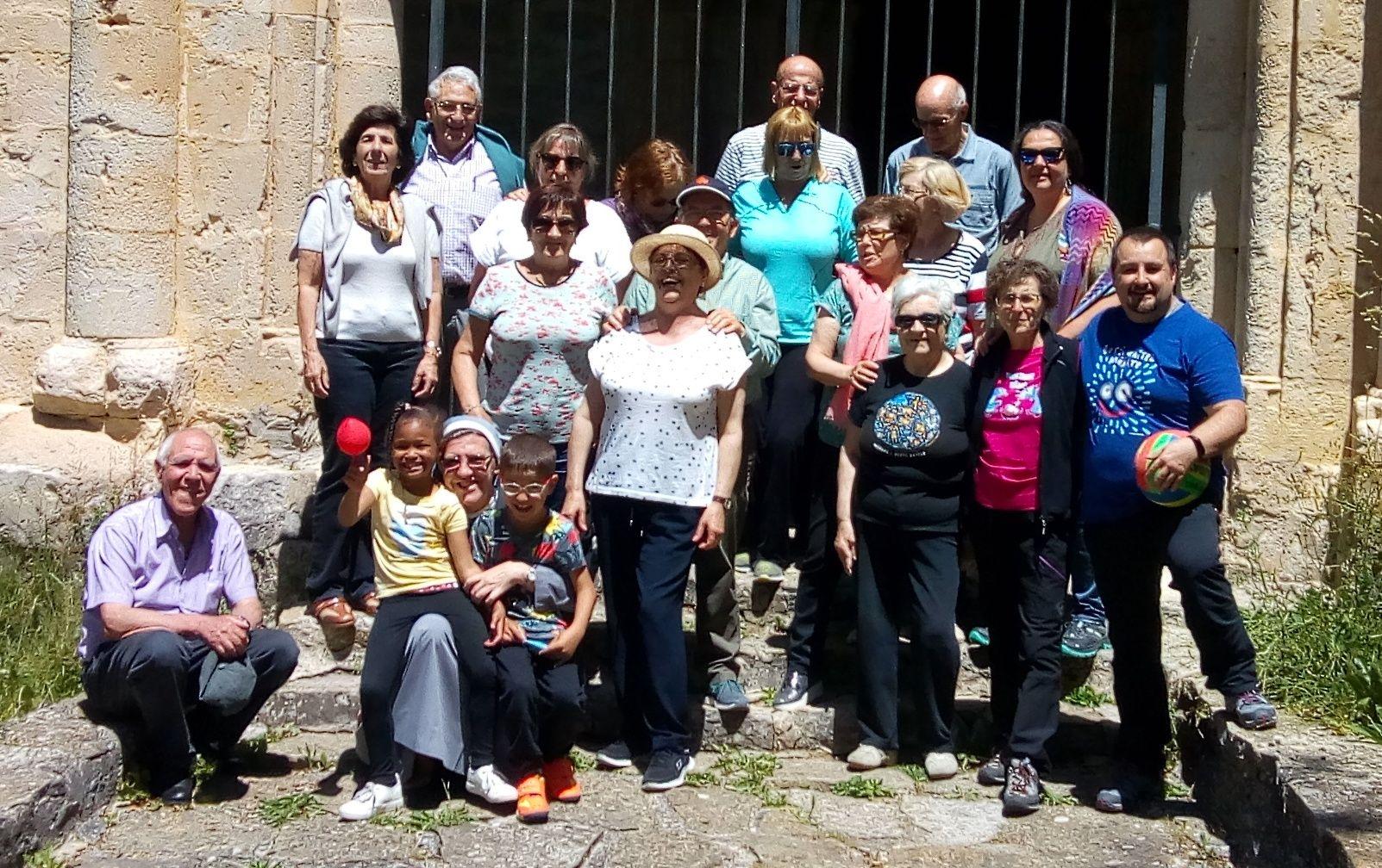 Encuentro de final de curso de Misiones en Ayala (Alegría-Dulantzi)