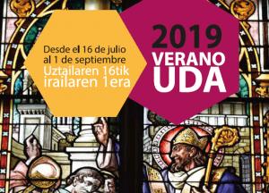 Visitas a la Catedral Nueva - verano 2019